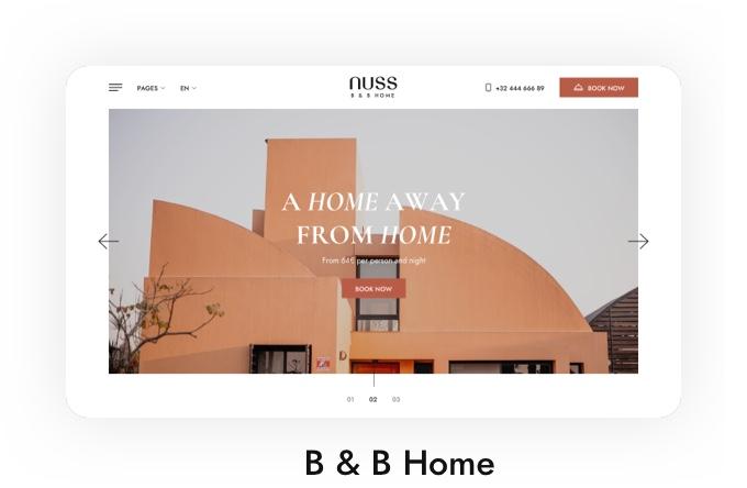 B&B Home
